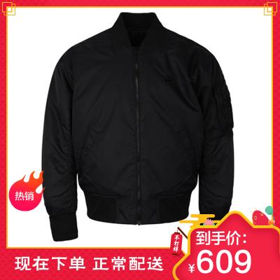 耐克 NIKE 2019新款 运动生活 BOMBR JKT REV 男子双面穿保暖夹克 AR2184-012