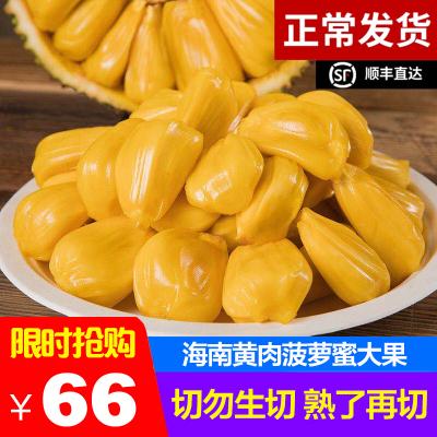 【順豐直達】陳小四水果 海南菠蘿蜜 1個14-17斤 黃肉菠蘿蜜 新鮮水果 生鮮水果 陳小四水果