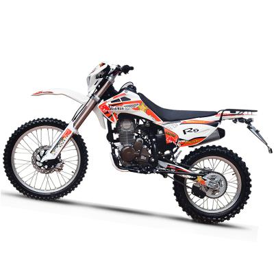 賽摩全新可上牌國四電噴越野摩托車cqr250賽摩摩托車宗申250高賽拉力摩托車四沖程摩托車跑車山地車越野摩托/賽摩R5