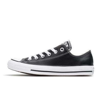 【直營】CONVERSE匡威Chuck Taylor All Star牛皮低幫男女通用帆布鞋休閑鞋運動鞋