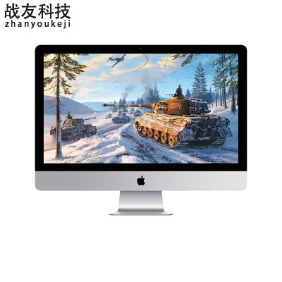 【二手9成新】AppleIMac苹果一体机电脑二手台式一体机办公 10款21寸厚款MB953 i5 4G 240G固态