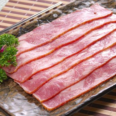 培根2斤裝烘焙燒烤經典培根商用培根家用批發手抓餅烤腸 精品PG2斤