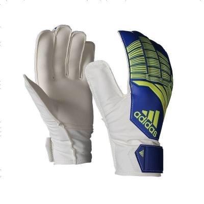 ADIDAS/阿迪达斯 儿童聚酯纤维常规款足球门将舒适守门员手套 DN8561