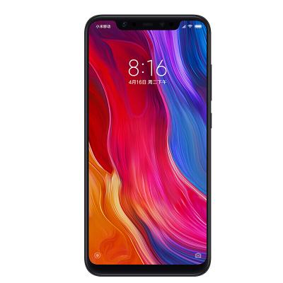 【二手95成新】小米(MI)小米8 6+64G 黑色驍龍845全網通4G小米mi 8二手手機