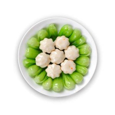 唐人基法式芝士包180g 豆捞 火锅食材 丸子 生鲜食材