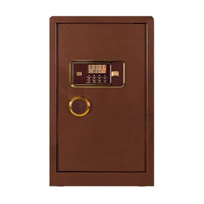 鸿业盛大(HONG YE SHENG DA)MS-BXG003喷粉智能锁具加粗锁栓保险柜(420L*370W*700H)