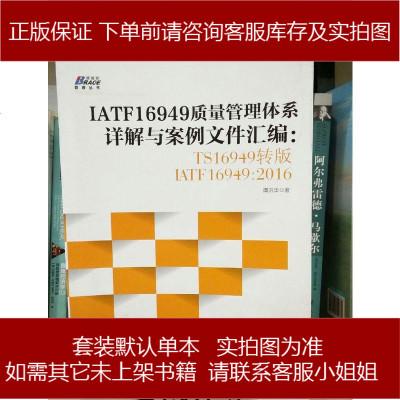 IATF1质量管理体系详解与案例文件汇编: TS1转版IATF1:01 9787515820248