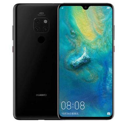 【二手9成新】華為 Mate20 亮黑 6GB+64GB 全網通 安卓手機 6.53英寸屏 雙卡雙待 移動聯通電信手機