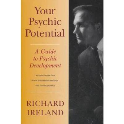 YOUR PSYCHIC POTENTIAL(ISBN=9781556439285) 英文原版