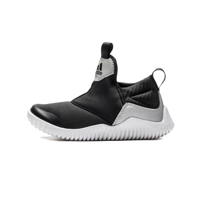 阿迪達斯童男鞋兒童鞋RapidaZen一腳穿輕便休閑運動鞋EE8122
