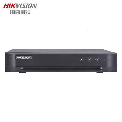 4 8 16路同軸高清硬盤錄像機DVR監控主機DS-7804HQH-K1
