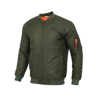 彪馬(Puma)Pace Bomber男子棒球飛行運動棉衣外套57765615