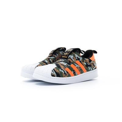 adidas 三叶草经典贝壳头鞋SUPERSTAR 360 C 运动休闲鞋18年冬季新款轻便男女款