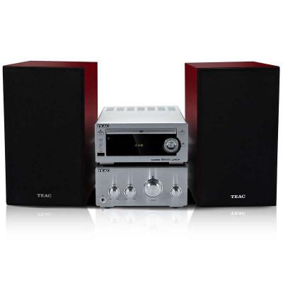 TEAC TC-584D 迷你音响 cd机 DVD机 台式组合音响木质箱体客厅音响书房音响胎教一体机音箱