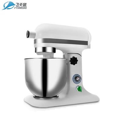 飛天鼠(FTIANSHU) 7升鮮奶機 商用和面機 全自動揉面機 打面機 攪拌機 廚師機 打蛋器 奶油打發機