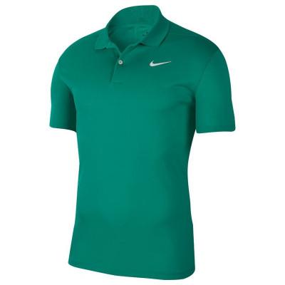 NIKEGOLF耐克高爾夫VICTORY男子修身版型 翻領T恤BV0359-370