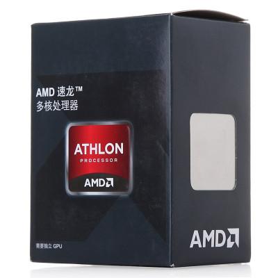 包邮 AMD 速龙系列 860K 四核 FM2+接口 盒装CPU处理器