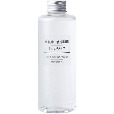 MUJI無印良品 干敏肌系列 保濕補水化妝水 滋潤型200ml/瓶 干敏性膚質