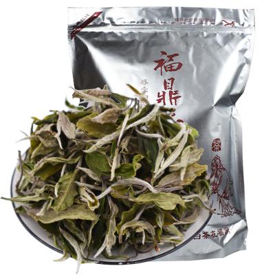 天景堂【買二送一】2019年春茶福鼎白茶白牡丹散茶袋裝散茶明前高山茶葉250克