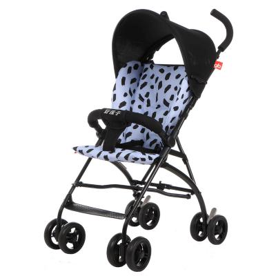 好孩子Goodbaby婴儿推车 超轻便折叠避震婴儿车 D303(承重15kg,商品净重5kg)适用7-36个月
