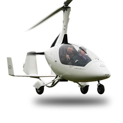 豪華版 Calidus 卡度士 載人旋翼飛機