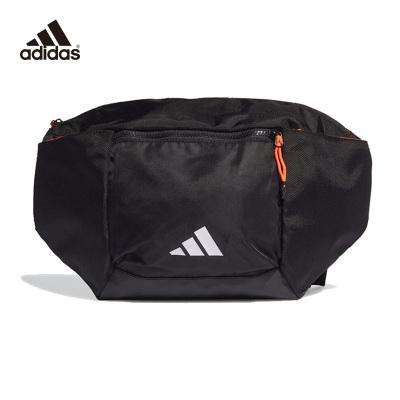Adidas阿迪達斯男包女包2020春季新款運動休閑包斜挎包腰包FJ1122