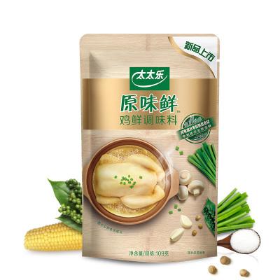 太太乐新品原味鲜鸡鲜调味料鸡精调料炒菜配料109g