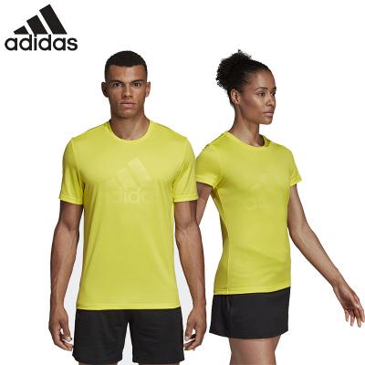 新款adidas阿迪達斯羽毛球服網球服 男女運動服 透氣 速干休閑運動短袖T恤