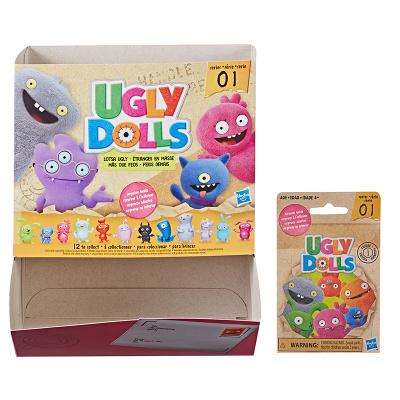 孩之寶Hasbro 丑娃娃尋寶袋系列4歲以上男孩女孩兒童可愛盲盒盲包禮物 人偶玩具E4526