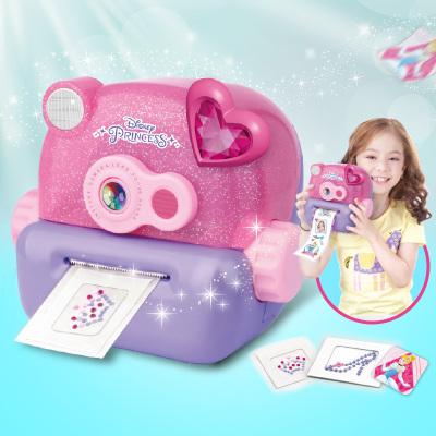 Disney/迪士尼 公主魔法贴纸机女孩玩具8-10岁7儿童小伶女童益智生日礼物