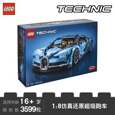 LEGO樂高 Technic機械組系列 布加迪 Bugatti Chiron42083
