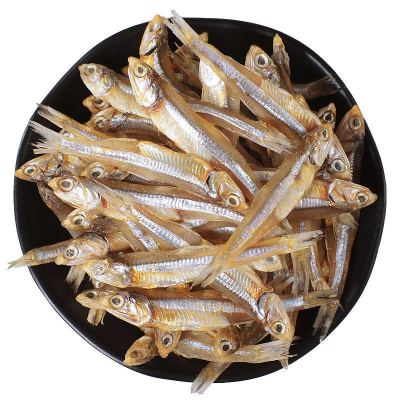 魚臻多【買二送一】 小魚干海鮮干貨小銀魚干人吃的海魚干咸魚下飯菜250g