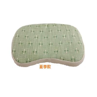 【護頸 透氣性】親好貝好兒童護頸太空棉兒童枕 獨特的透氣性 防螨的內套 健康睡眠枕頭
