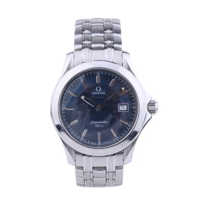 【二手95新】歐米茄OMEGA海馬系列2511.81.00男表石英奢侈品鐘手表腕表