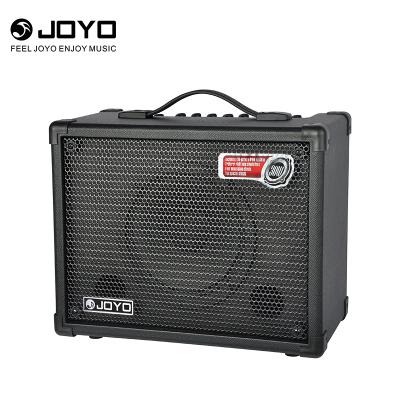 卓樂 JOYO DC-30 全數字民謠吉他音箱電吉他貝司帶鼓機16種效果器帶調音手提便攜音箱