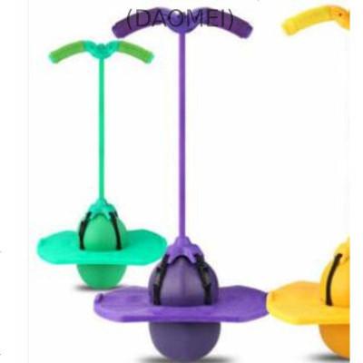(DAOMEI)【搶】兒童玩具大人用閃光跳單腳上溜溜球套腳環旋轉甩腿環圈跳跳
