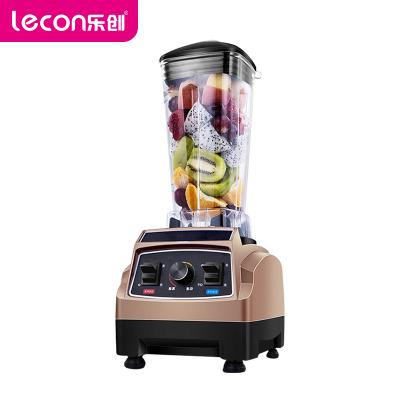樂創(lecon) 冰沙機LC-L01 商用冰沙機 2升奶茶店榨汁機冰沙機 家用碎冰機豆漿機