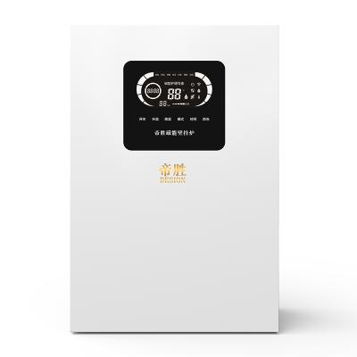 帝胜/DESION 壁挂炉10KW B2系列 电磁能壁挂炉电采暖炉煤改电锅炉全自动220v380v地暖暖气热水器