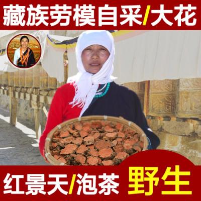 卓玛阿妈 大花红景天 西藏野生泡茶非胶囊粉口服液材片 正品