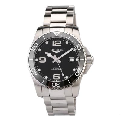 【二手95新】浪琴運動系列 L3.781.4.56.6男士機械腕表 表徑41mm 自動機械男士手表鐘表