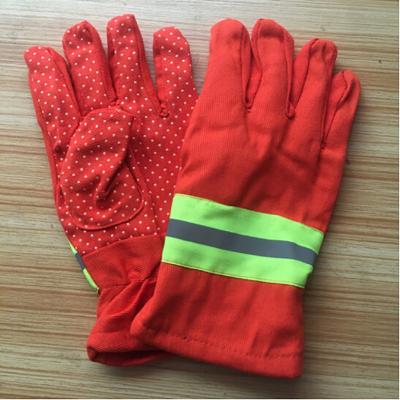 防火97款消防手套火災逃生手套消防防火手套消防服手套防滑手套(雙)