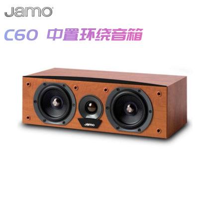JAMO/尊寶 C60CEN 中置環繞音箱 無源音箱 影院中置音響 蘋果紅