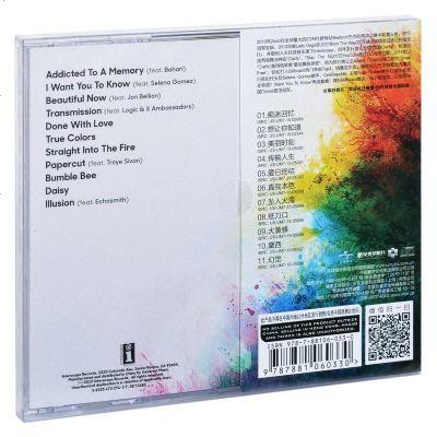 【正版】百大DJ 捷德:真我本色 2015專輯 Zedd True Colors CD