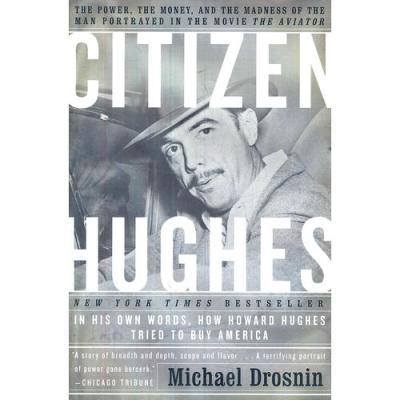 CITIZEN HUGHES(ISBN=9780767919340) 英文原版