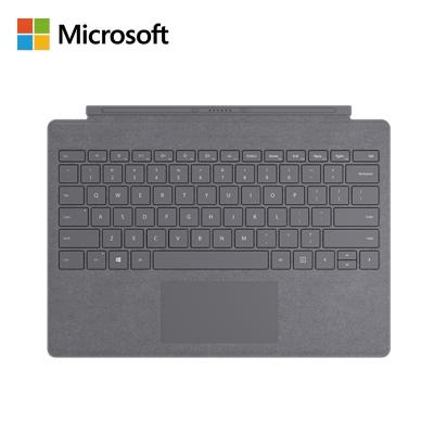 微軟(Microsoft)Surface Pro 特制版專業鍵盤蓋 機械鍵盤(亮鉑金 新)