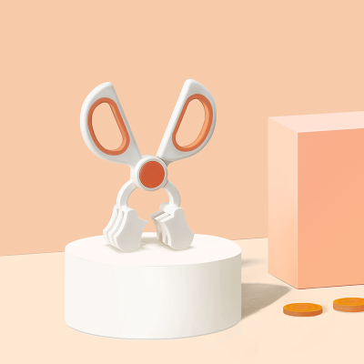 babycare辅食剪刀婴儿宝宝多功能食物研磨器外带便携辅食工具 里瑟米 2383