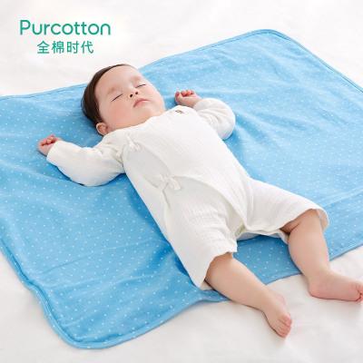 全棉时代 婴儿纱布隔尿垫90x70cm, 1件装