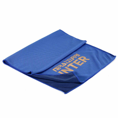 國際米蘭足球俱樂部Inter Milan運動冷感毛巾健身跑步吸汗冰巾