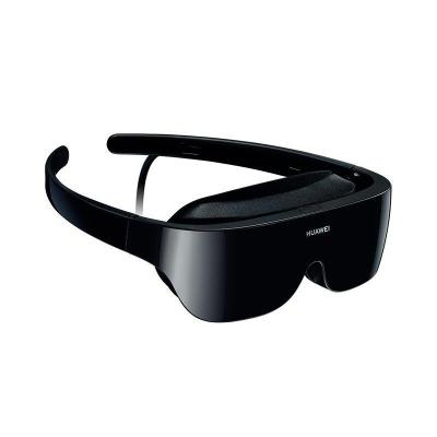 華為VR智能眼鏡 VR Glass 原裝一體式虛擬現實3D全景頭戴式IMAX巨幕體驗手機投屏2 VR Glass 黑色