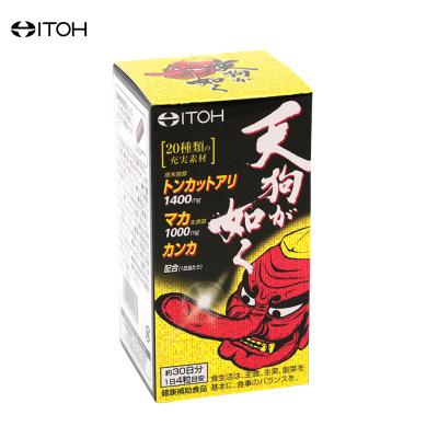 ITOH 井藤漢方 天狗瑪卡膠囊120粒/瓶
